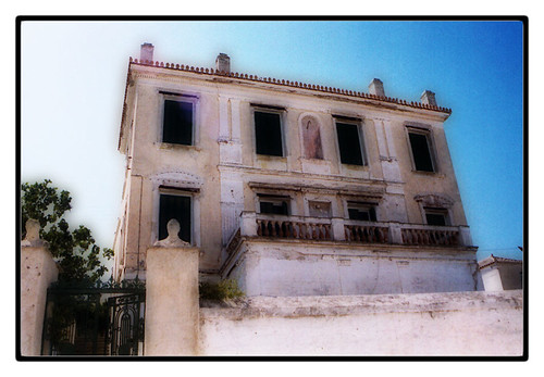 Abandoned House, Spetses