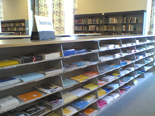 MIT Science Library journals | by nic221