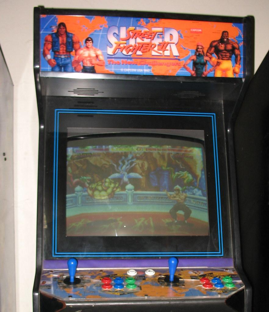 Super Street Fighter Ii Azyxa Flickr