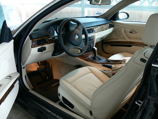 Bmw 328i Coupe 2007 328i Coupe Interior Jim Mullhaupt