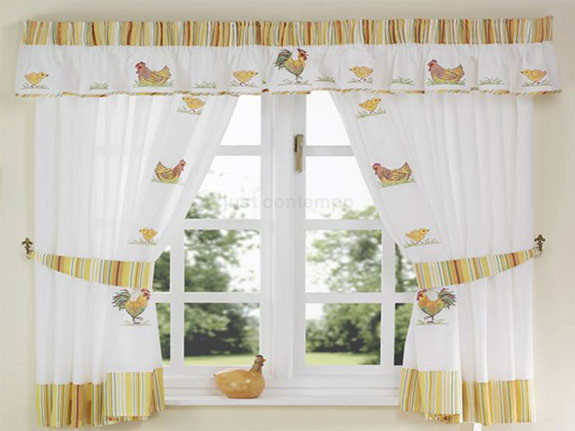 chicken-kitchen-curtains   sissywazhere   Flickr