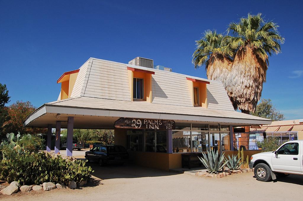 29 Palms Inn | The