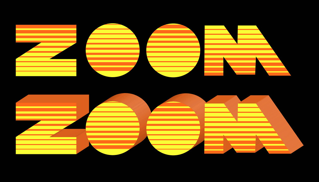 ZOOM - 1970's Kid's TV show logo recreation | After posting