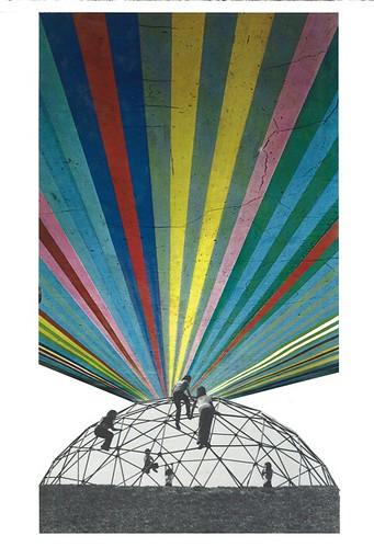 "Erik Parra ""Grasping the Structure (stripes)"""