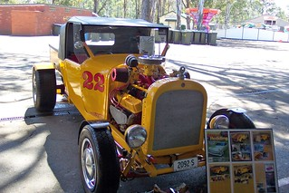 1922 Dodge Hot Rod utility