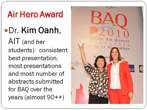 BAQ Awards Kim Oanh | by Clean Air Asia