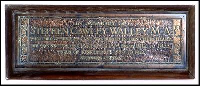 Stephen Cawley Walley
