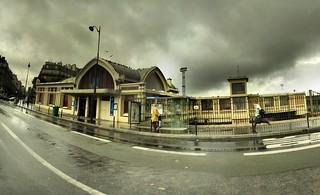 Paris - Gare du Pont Cardinet - 28-07-2007 - 9h07