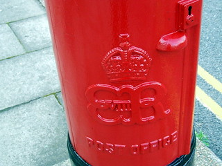 Rare post box in Sandown Isle of Wight | by thegillsoniow