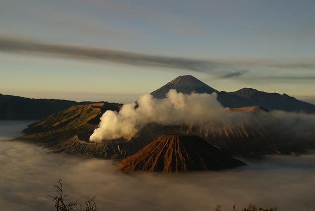 Indonesien: Bromo