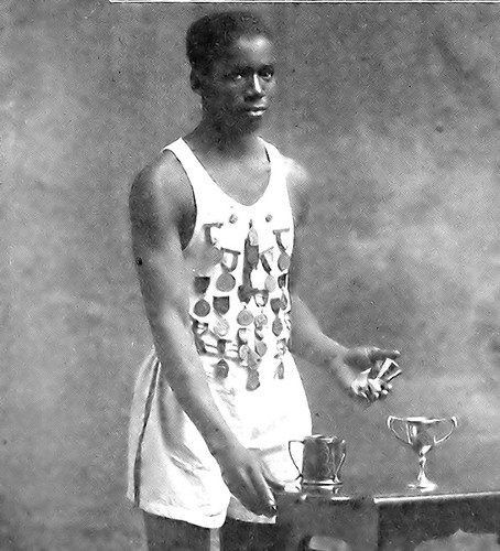 William Dehart Hubbard, Crisis Magazine, April, 1921 (First African American To Win A Gold Medal in the Olympics in 1924) | by vieilles_annonces