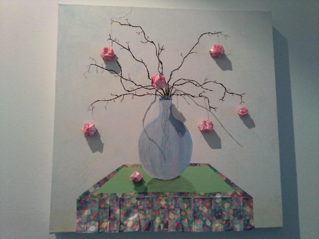 Simple 3D Origami Vase - Tutorial • Art Platter | 768x1024