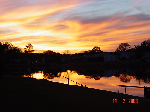 sunset usa reflections highway florida gorgeous sunsets off springs mermaids 50 wachee weekiwachee hernandocounty theheather heathersound offhighway19