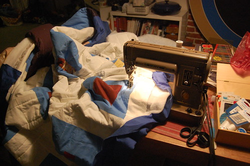 midnight quilting | by abmatic