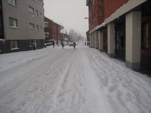 Guildford on Snow Day 011 | by piers