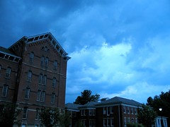 it really was a dark and stormy night