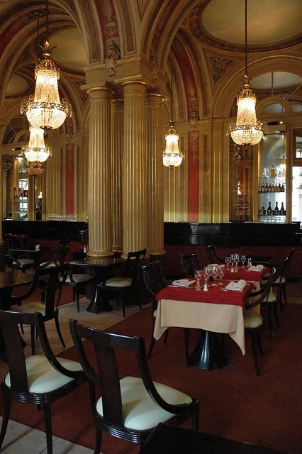 Le restaurant du grand théâtre