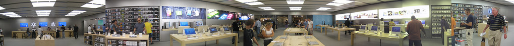 Apple Store Lenox Square Mall 360 Panoramic
