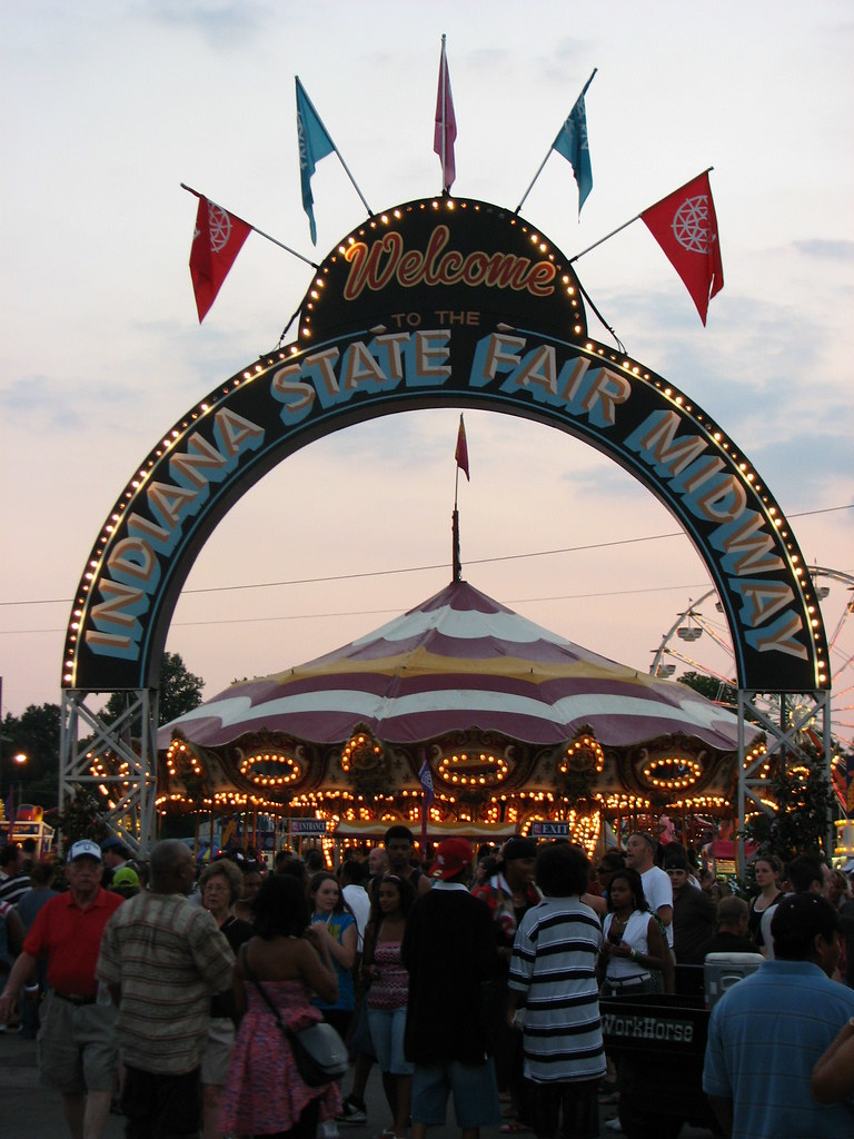 Indiana State Fair - Day 1