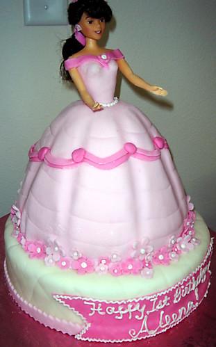 Princess Doll Cake Doll Cake Chocolate Cake With