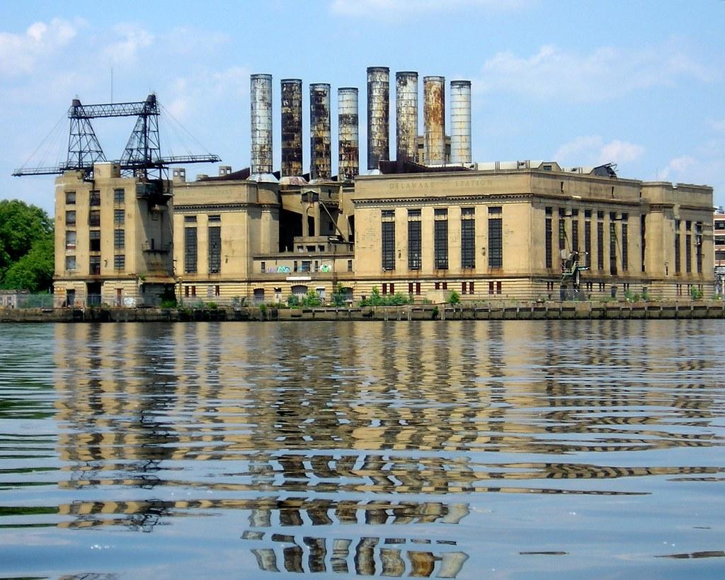 The Philadelphia Electric Company, Delaware Station Power … | Flickr