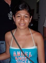 Pretty girl - Muchacha hermosa; Sushitoto, Cuscatlán, El Salvador
