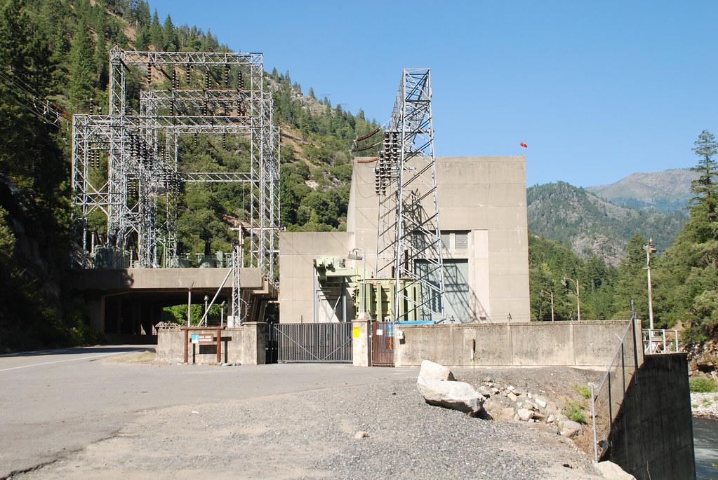 Rock Creek Powerhouse