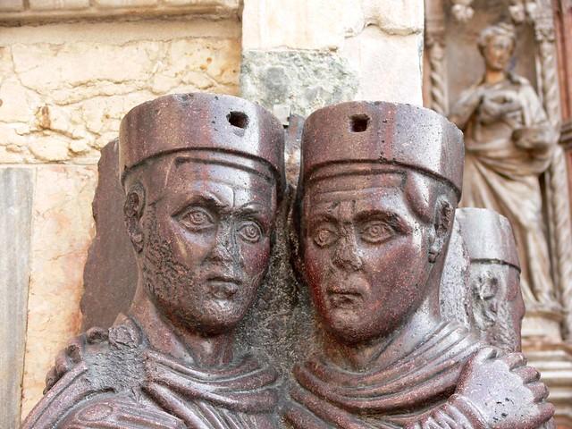 The Tetrarch Faces