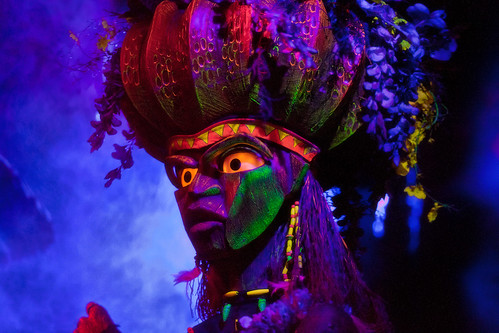 The Angry Gods of the Tiki Room | by Samantha Decker