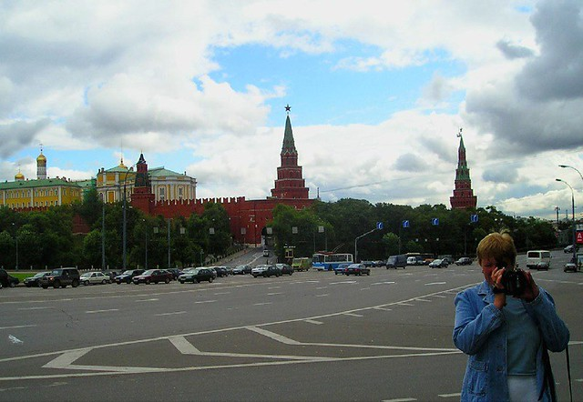 Moscow - Red Square.JPG