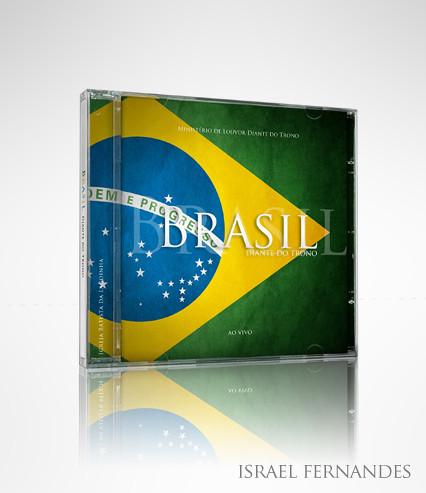 Cd brasil diante do trono