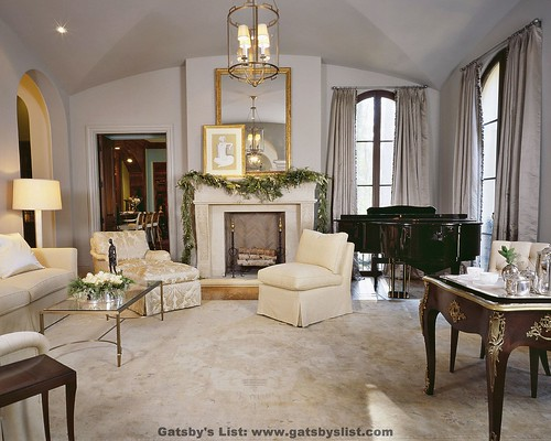 Villa Sienna living room | by Gatsby's List