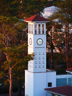 Cox Hall Clock Tower | by Nrbelex
