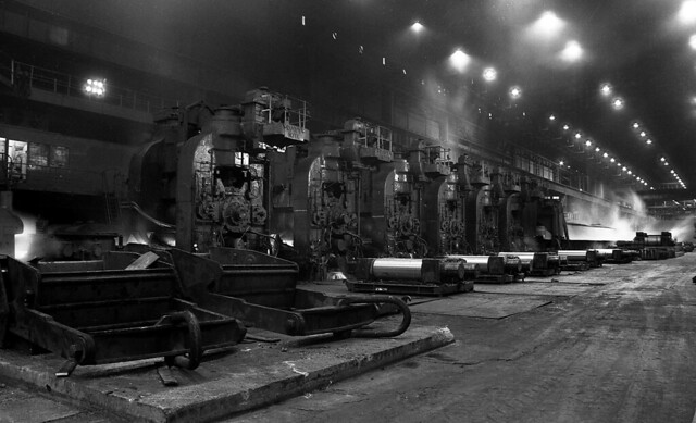 Ravenscraig Rolling Mill