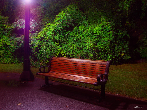 late at night | by paul bica