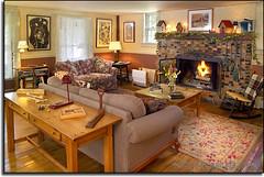 October Living Room