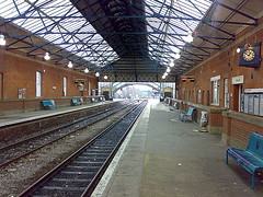 Another dirty Beverley Station