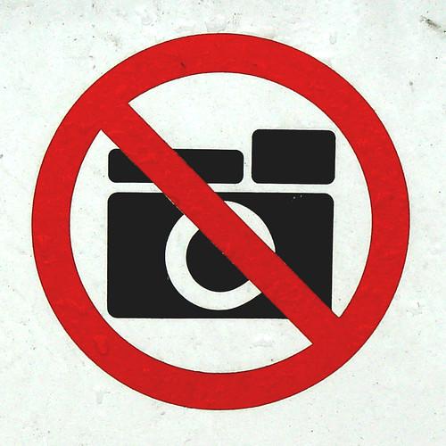 No Photography | by naughton321