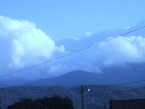 sky mountain storm portugal nature rain clouds serradaestrela núvens