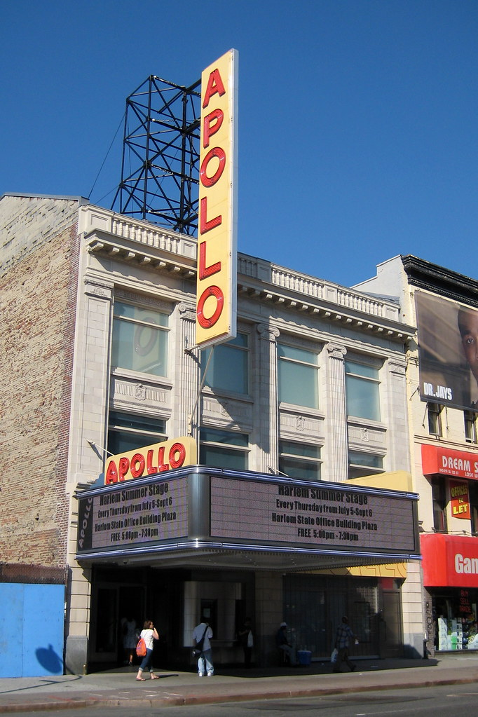 NYC - Harlem: Apollo Theater