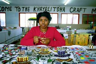 Khayelitsha craft market | by World Bank Photo Collection