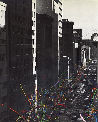 "Erik Parra ""Untitled(ticker tape)"""