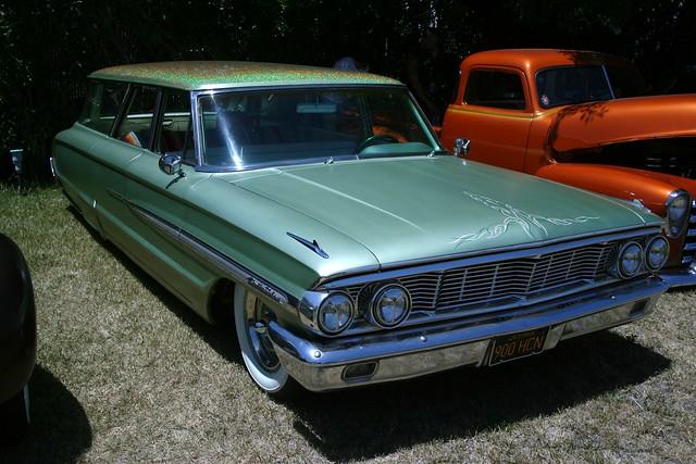 1964 Ford Country Sedan Wagon