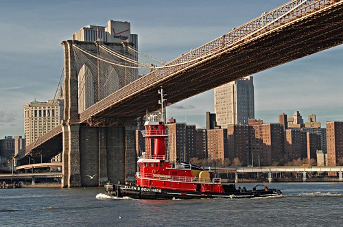 Little Red Tugboat 277474868_5dc609e98b_o | by Theresa111