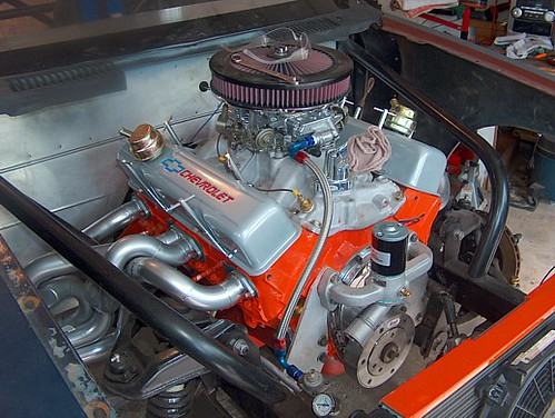 400 Chevy small block | 1980 Chevy Monza--A work in progress