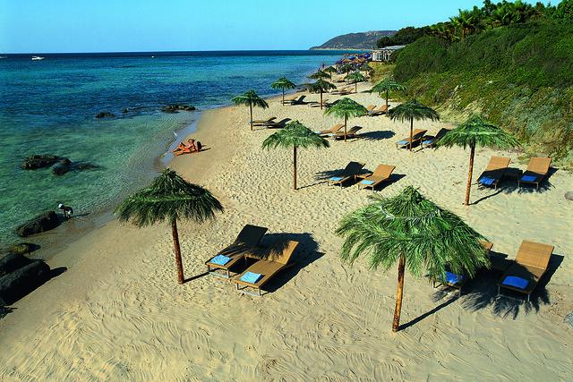 copyright Forte Village Resort, Cagliari, Sardinia.