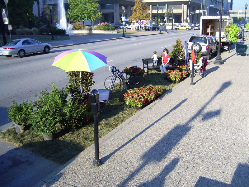 Park(ing) Day, Louisville, KY | Credit Gresham, Smith and Pa… | Flickr