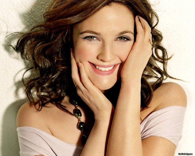 Drew Barrymore Is The Most Beautiful Actress Of Hollywood Flickr