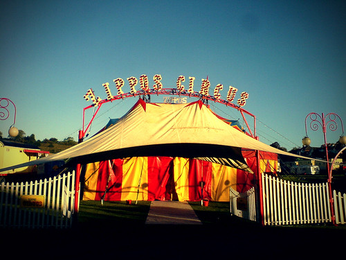 Morning, Circus | by *Tom*