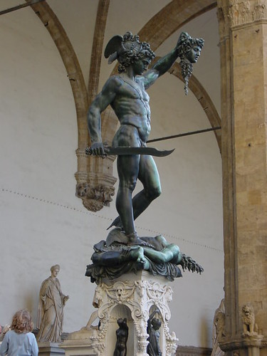 Perseus with the Head of Medusa (1545-1554) | by rjhuttondfw